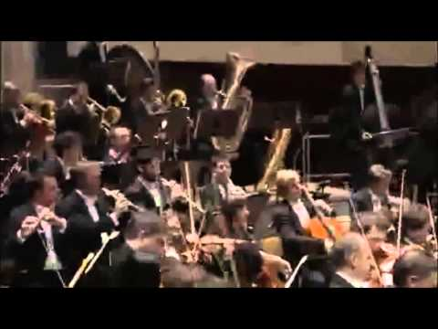 The Great Gate of Kiev - Mussorgsky (Goat Edition)