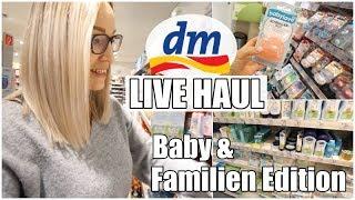 XXL DM Live Haul I Baby & Familien Edition I Februar 2019