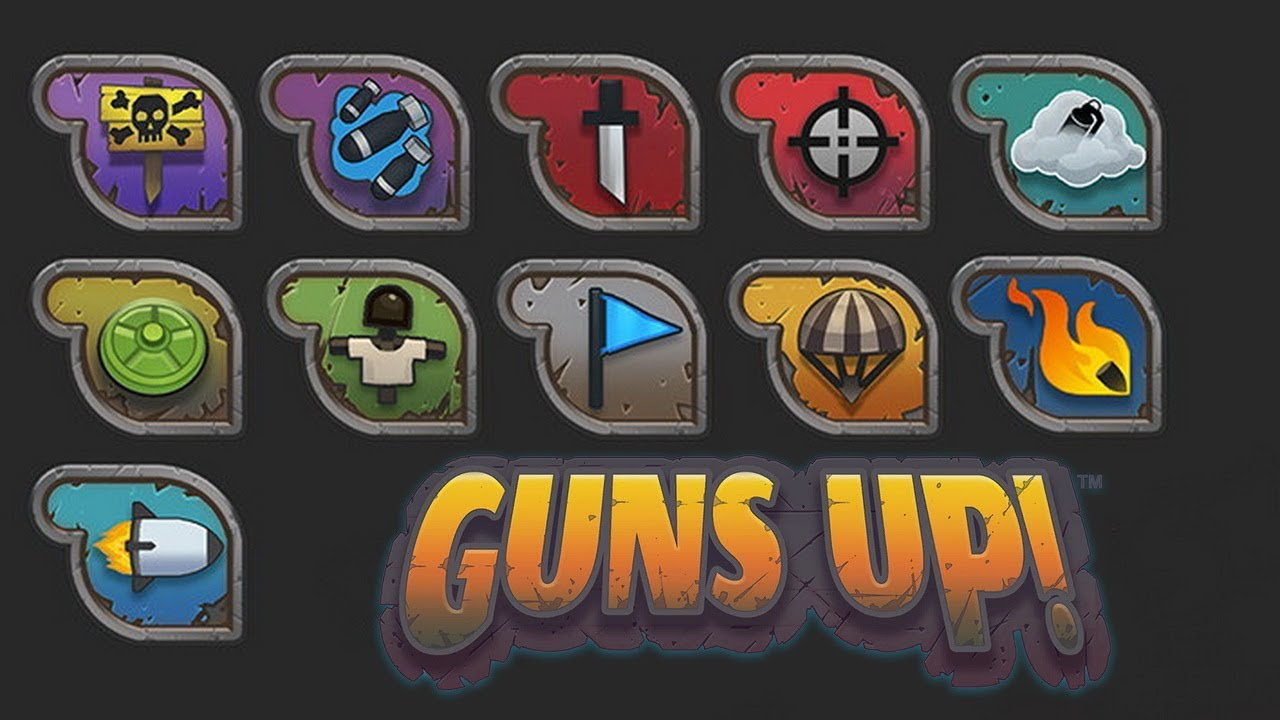 GUNS UP! - Special Sound Effects