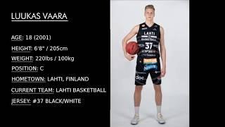 Luukas Vaara highlights 2019