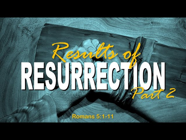 ACFI : Results of Resurrection Part 2 | Dr. Sanmson Parekh