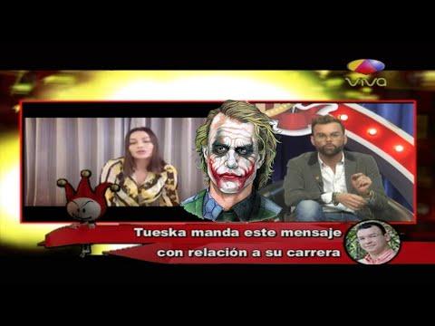 Enrique Crespo acaba con Tueska en Los Dueños del Circo