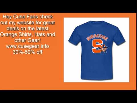 Syracuse Basketball T Shirts-30 to 50% off