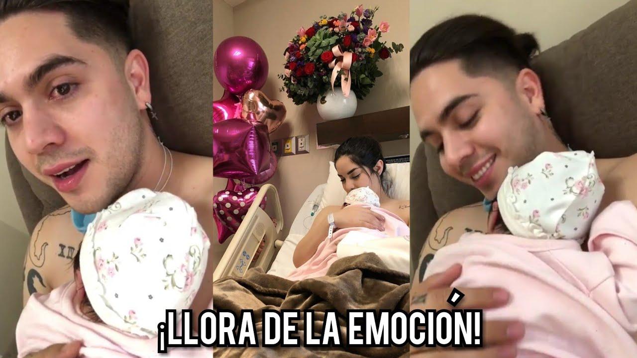 EXCLUSIVA: ¡Juan De Dios Pantoja presenta a Kima Pantoja Loaiza! *Padre e Hija* ????