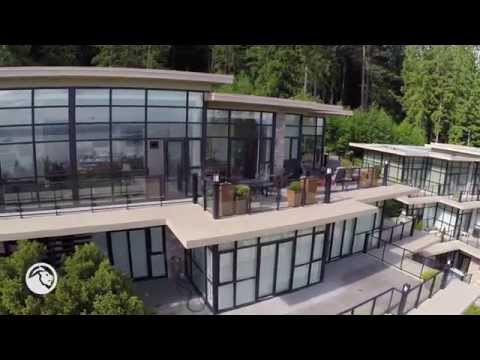 West Vancouver Contemporary Penthouse 402 - 2245 Twin Creek Place, Whitby Estates