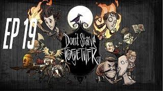 Video de DON'T STARVE TOGETHER -  BASE SUBTERRÁNEA Y UNA GRATA SORPRESA EP 19