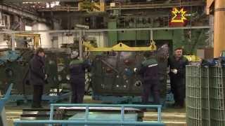 Концерн «Тракторные заводы» перевез производство комбайнов из Красноярска в Чебоксары