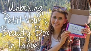 Petit Vour August Beauty Box Unboxing (Cruelty Free & Vegan!) - Logical Harmony