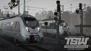 Długaśne scenariusze w Train Sim World - Na żywo