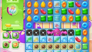 Candy Crush Jelly Saga Level 929 - NO BOOSTERS **