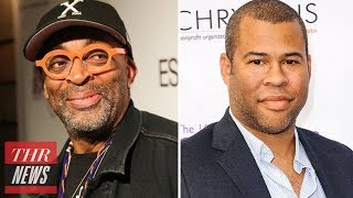 'Black Klansman' KKK Thriller in the Works From Spike Lee, Jordan Peele (Exclusive) | THR News