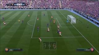 SPINS + FAKE SHOT = AWESOME GOAL | FIFA 17