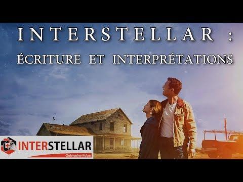 Interstellar : Christopher Nolan et l'écriture