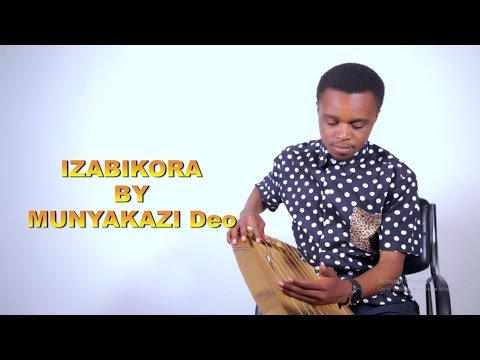 Izabikora by Munyakazi Deo (Official Lyrics Video)