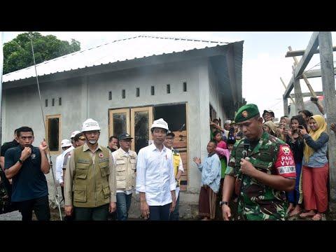 Silaturahmi Dengan Masyarakat Penerima Dana Bantuan Stimulan, Lombok Barat, 22 Maret 2019