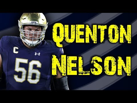 The Film Room Ep. 67: Quenton Nelson is (probably) a future All-Pro