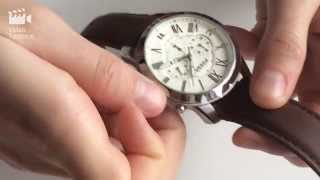 Ceas Fossil Grant FS4735 Review / Fossil Grant FS4735 - Unboxing