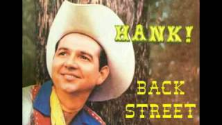 Watch Hank Thompson Back Street Affair video