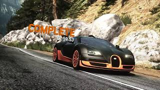 Need For Speed The Run: Stage 2 Campaign National Park [Extreme Difficulty]  w/ Tier 6 Hypercars
