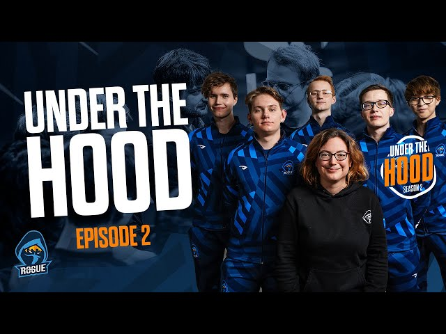 Anna, What's working at Rogue like? | Under The Hood #11