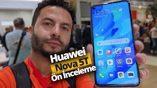 4 Arka Kameralı Huawei Nova 5T Ön İnceleme!