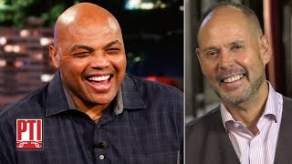 Download No way the Blazers reach the NBA Finals - Ernie Johnson on Charles Barkley's prediction | PTI Mp3 and Videos