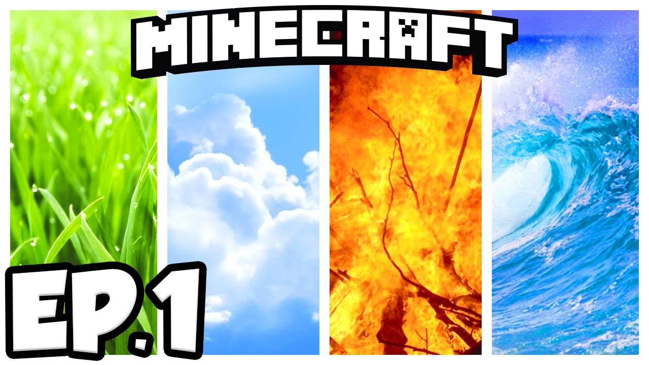 minecraft  grace of the elements ep 1