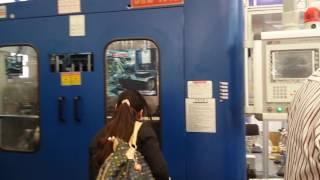 Super blow molding machine 2014 shanghai CHINA PLAS EXHBITION