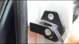 Как избавиться от стука замков в машине BMW E39