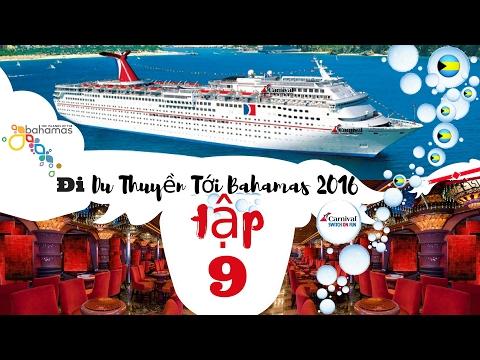 Đi Du Thuyền Tới Bahamas (tập 9 | kết thúc một hành trình)