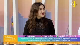 """Mayın 25-də """"Vətən uzaqda deyil"""" adlı konsert keçiriləcək..."""