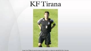 Gambar cover KF Tirana