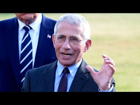 Dr. Fauci Is Now Being Guarded By U.S. Marshals
