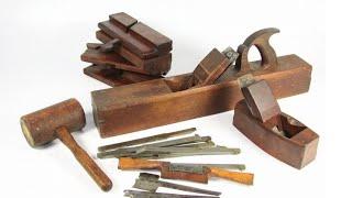 Restoring Old Woodworking Tools Wranglerstar