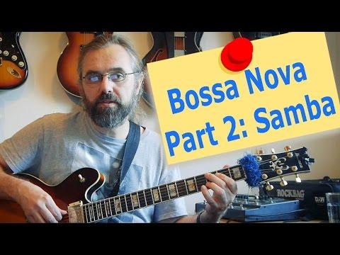Bossa Nova Guitar 2  - Samba Partido Alto