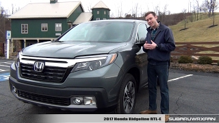 Honda Ridgeline 2017 Videos