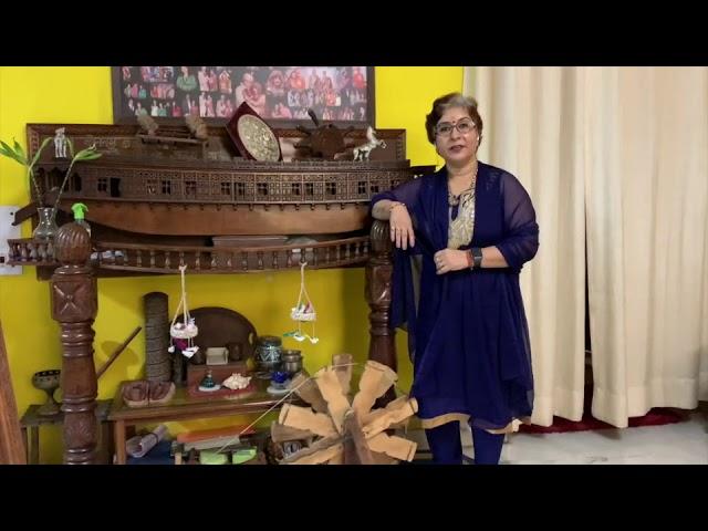 Acting Entry | Veena Wanchoo | Gurgaon, India