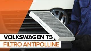 Manutenzione VW T4 Van - video guida