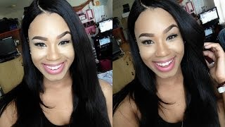 Brazilian Keratin Treatment • How to Get Your Hair Laid