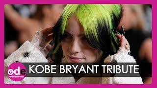 Oscars 2020: Billie Eilish pays tribute to Kobe Bryant