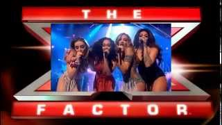 """Little Mix -  love me like you """"The X Factor UK"""" ( 2016)"""