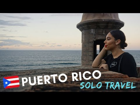My Solo Birthday Trip to Puerto Rico | All Things Ada