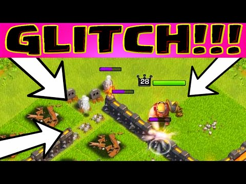 Clash of Clans GLITCH ★ DID THAT COC BUG JUST HAPPEN? ★