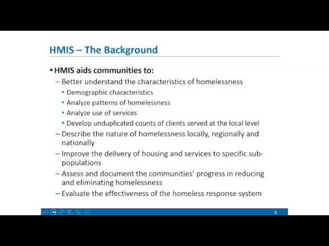 Data Quality Plans: Experience From the Department of Housing and Urban Development's HMIS
