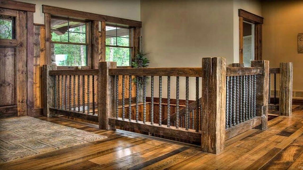 Rustic Interior Window Trim Ideas