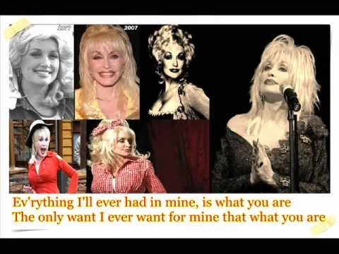 Dolly Parton - You Are ( with lyric )
