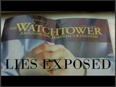Christian Exposes Watchtower Secrets in conversation with Jehovah Witness