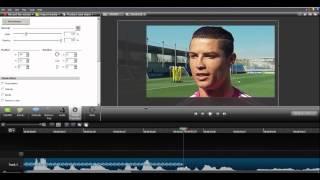Как сделать еффект тряски камеры в Camtasia Studio  ( Урок по монтированию)