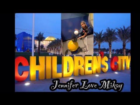 #CHILDREN'S CITY TOUR IN DUBAI  PART 1
