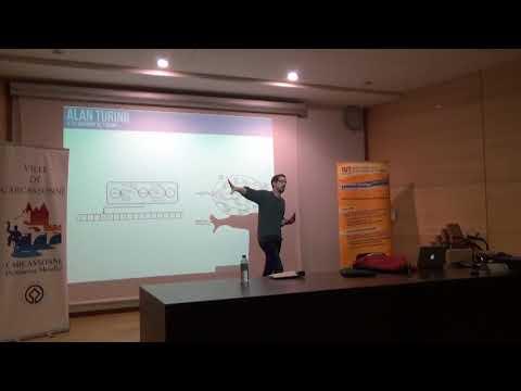 Mathieu Serrurier - conférence Intelligence Artificielle - Carcassonne